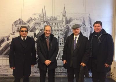 Reunión con los Padres de la Diócesis de Saint-Germain-des-Pres