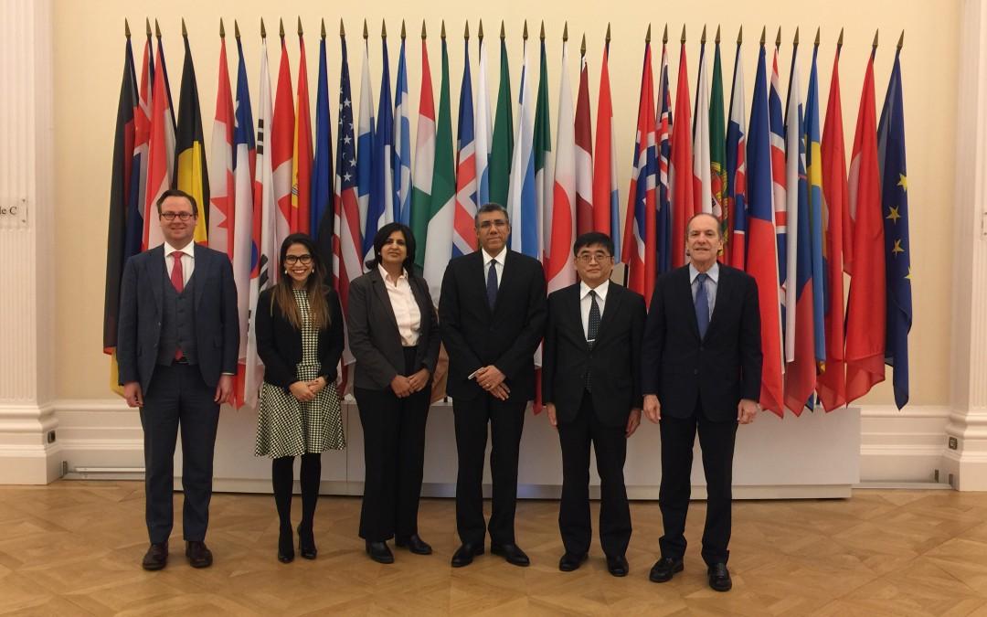 Panamá firma MCAA para facilitar el intercambio de información