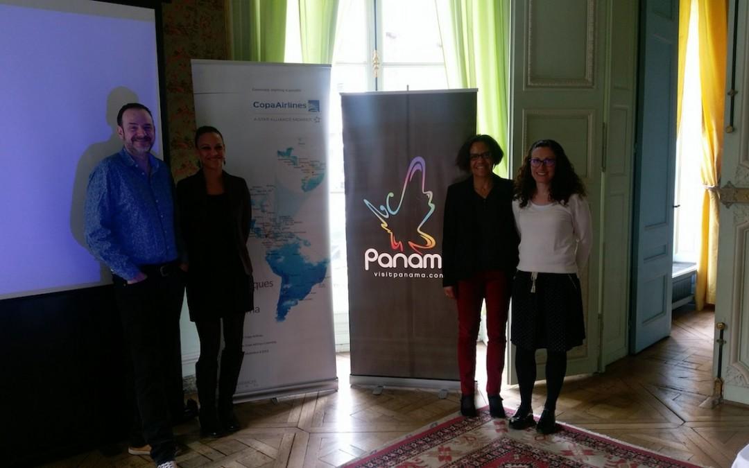 Workshop de promoción del destino Panamá