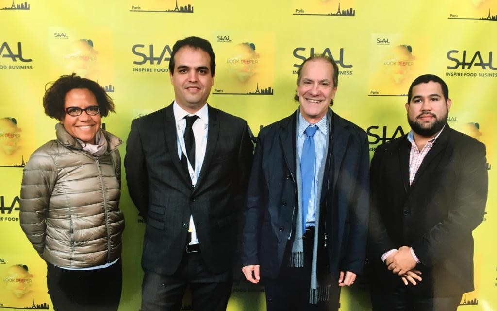Visite à la SIAL Paris, Salon international de l'Alimentation
