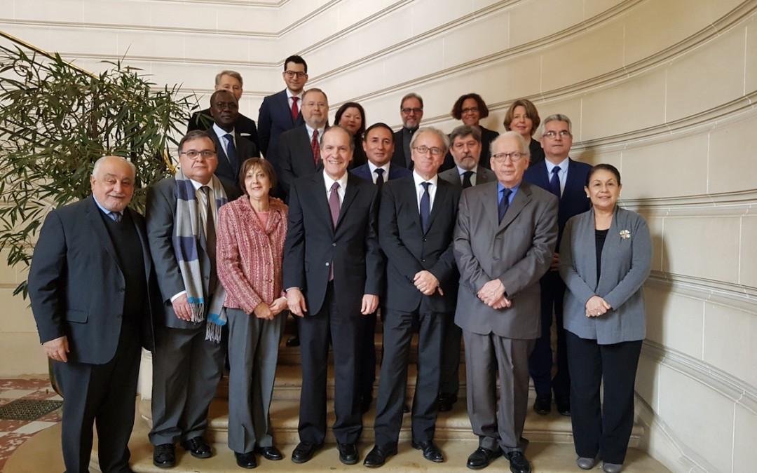 Reunión con Henri Hourcade, Director General América Latina de Air France-KLM