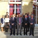 Réunion avec Pascal Boniface, Directeur de l'Institut de Relations Internationales et Stratégies