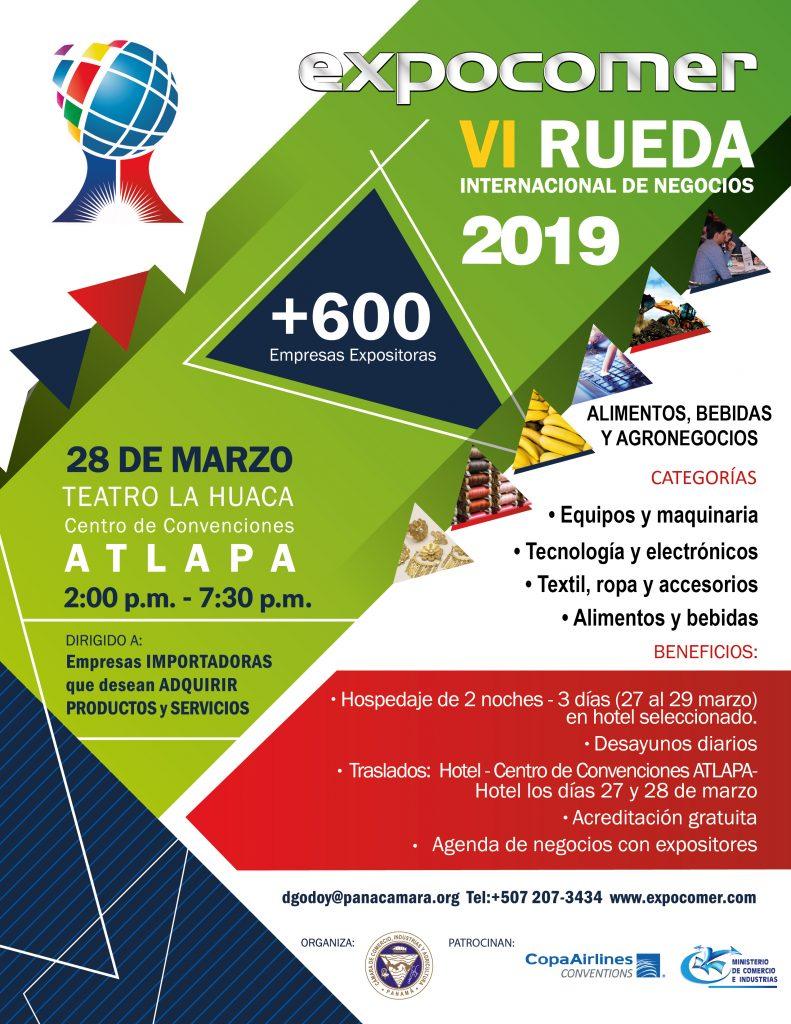 Expocomer panama 2019