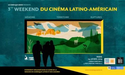 3ème week-end du cinéma latino-américain