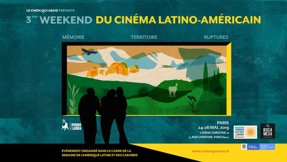 3er week-end del cine latinoamericano