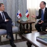 Ministre du budget et des comptes publics de France au Panamá