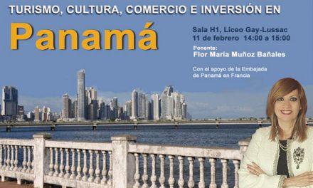Turismo, cultura, comercio e inversión en Panamá Flor María Muñoz Bañales.