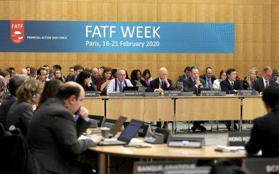 Nuestra Embajada participó, junto a la delegación de Panamá, en la Plenaria del Grupo de Acción Financiera Internacional (GAFI)