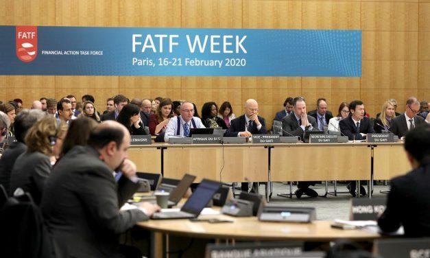 Notre ambassade a participé, avec la délégation du Panama, à la plénière du Groupe d'action financière internationale (GAFI)