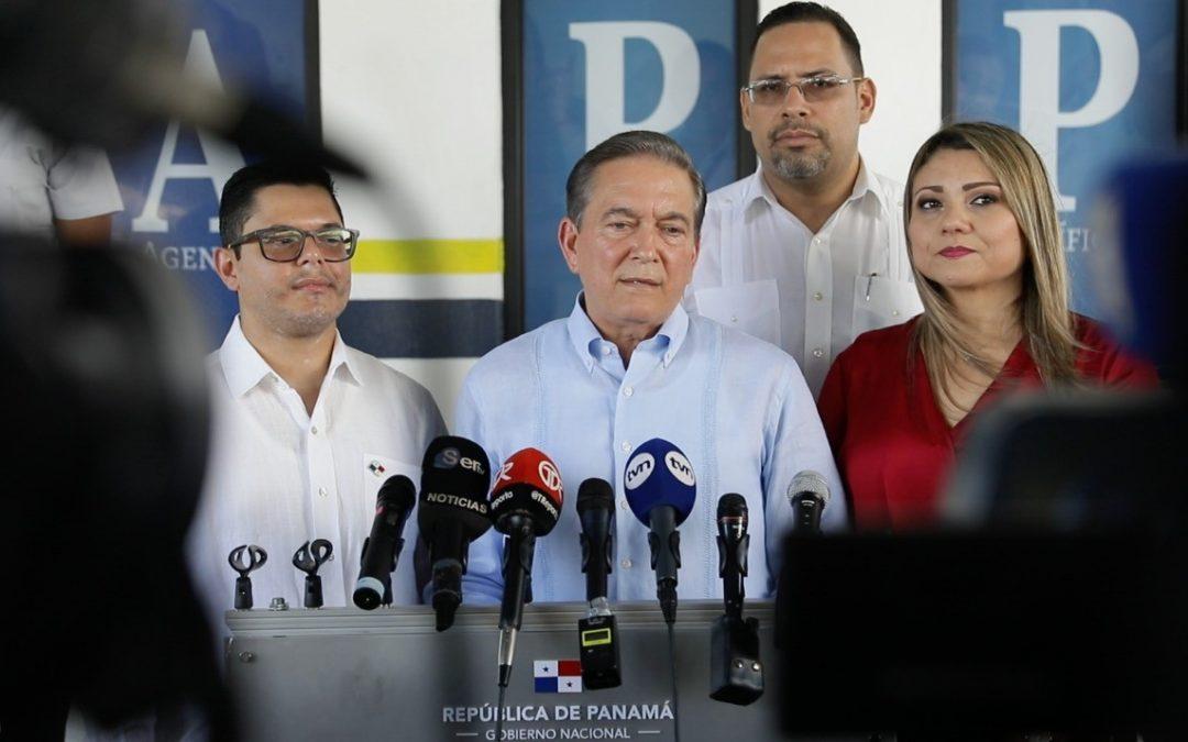 """Presidente Cortizo tilda de """"arbitraria"""" inclusión de Panamá en lista negra de UE"""