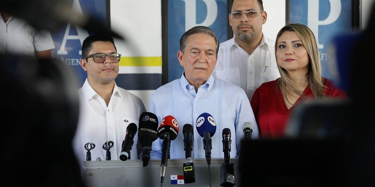 Presidente Cortizo tilda de «arbitraria» inclusión de Panamá en lista negra de UE