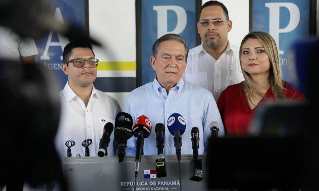 Président Cortizo a catalogué «totalement arbitraire» l'inclusion du Panama dans la liste noire de l'UE