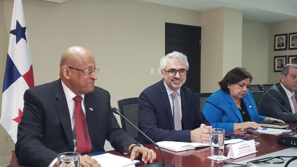 Le Panama demandera une révision de l'OCDE pour se qualifier en tant que pays respectant la transparence budgétaire en novembre