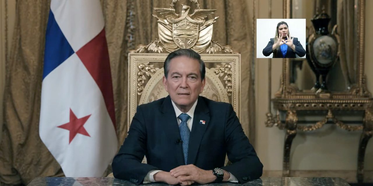 """Le président du Panamá déclare """"État d'urgence"""" contre le coronavirus"""