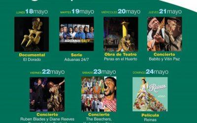 Siguen las noches de#MiCulturaEnCasade Ministerio de Cultura de Panamá