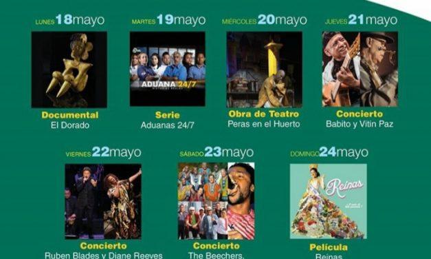 Les nuits de#MiCulturaEnCasadu Ministère de la Culture du Panama