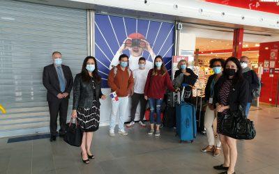 Continúa la repatriación de panameños a nuestro país