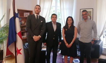"""La Embajada promociona el café panameño Geisha """"EL MEJOR CAFÉ DEL MUNDO"""""""