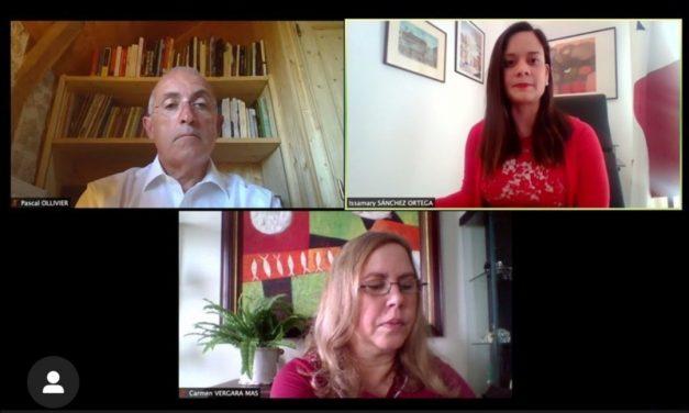 """Participation au webinaire """"Opportunités d'affaires au Panama """""""