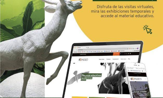 Nouveau site internet du Biomusée