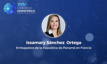 S.E. Madame Issamary Sánchez, ha sido invitada como oradora en el XXIV Congreso Hemisférico de Panamá