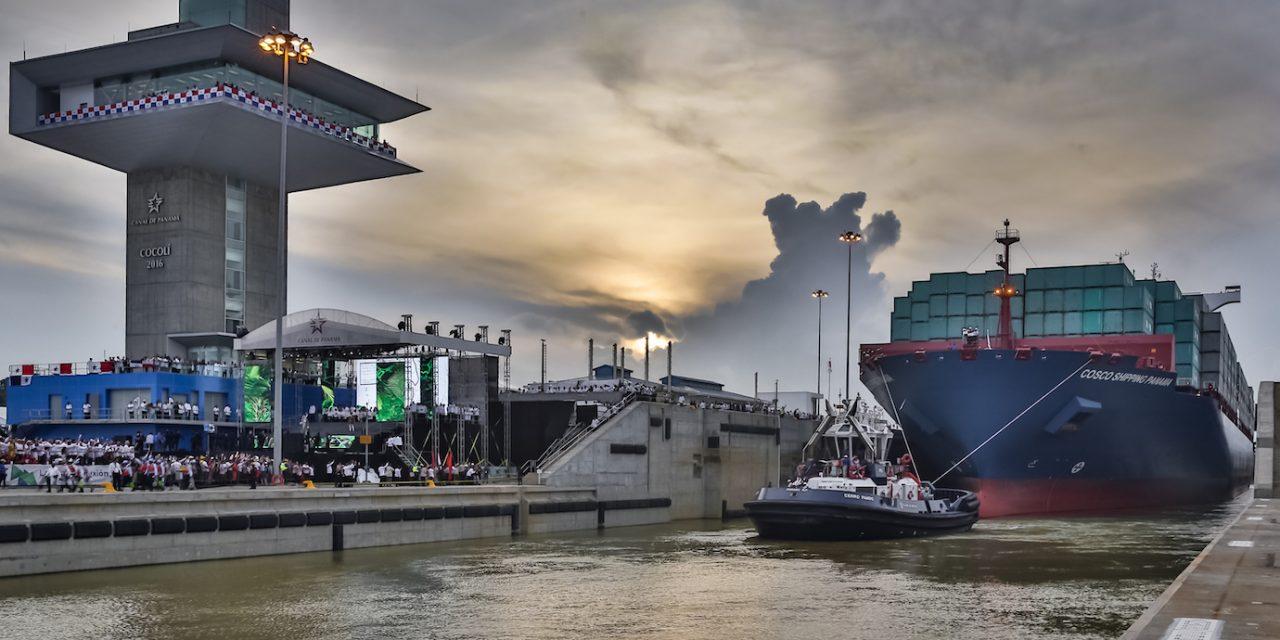 Le Canal de Panama sélectionné comme finaliste des Platts Global Energy Awards