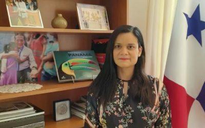Message de félicitations de SE Issamary Sánchez pour le jour de la Diplomatie Panaméenne!