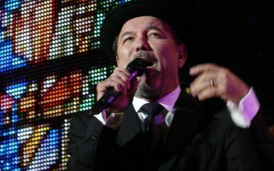 Recordando concierto de Rubén Blades, año 2018 en Francia.