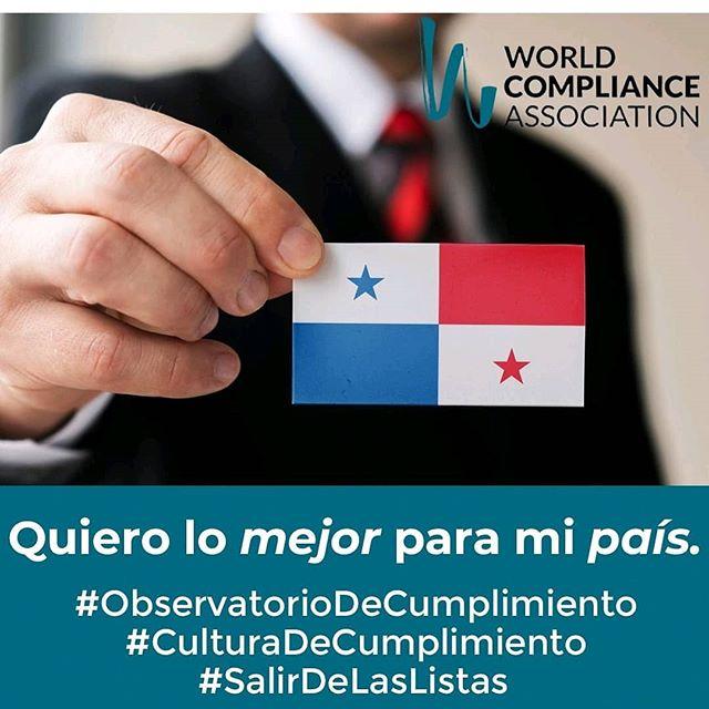 Nous avons tenu une réunion virtuelle avec les représentants de la World Compliance Association qui mesureront les progrès de la sortie du Panama des listes.