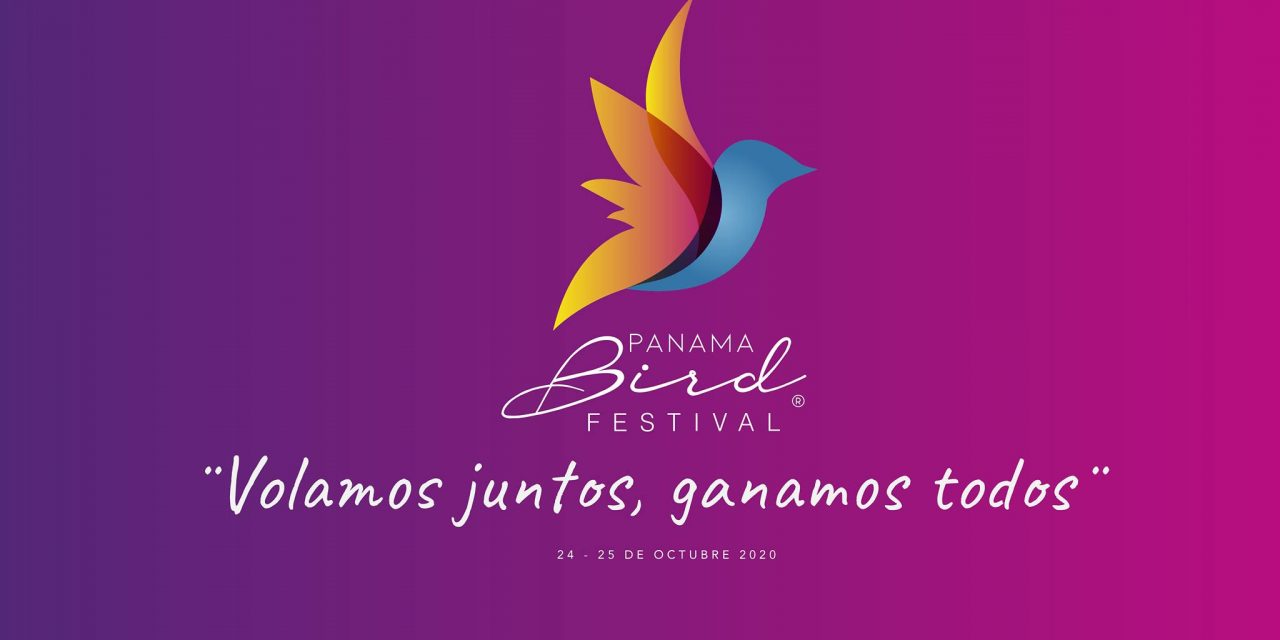 Panamá Bird Festival. ¡ Panamá el legendario destino de observación de aves !