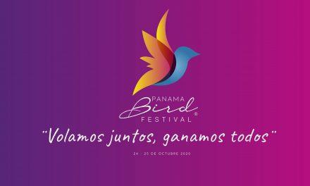 Panamá Bird Festival célébrera deux journées de pré lancement les 24 et 25 octobre 2020