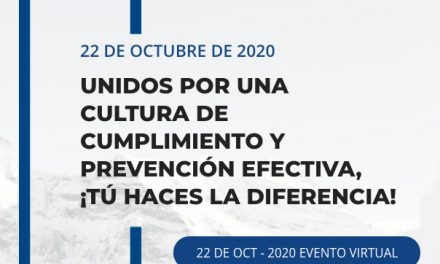S.E. participará como Expositora en el Congreso Internacional de Cumplimiento, organizado por Asocupa