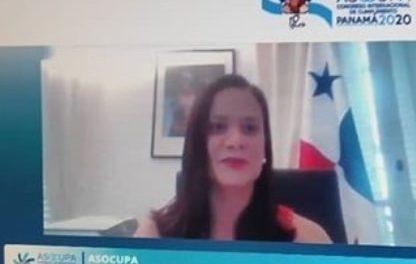 SE Issamary Sánchez participó como Expositora en el Congreso Internacional de Cumplimiento