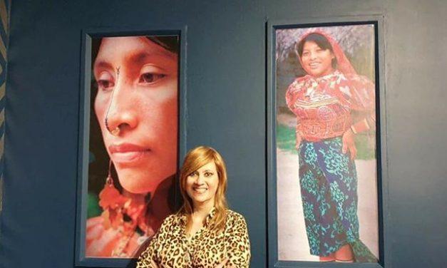Nuestra Embajada felicita a Flor María Muñóz Bañales por haber sido designada por la Universidad de Panamá como enlace de esta Casa de estudios en París