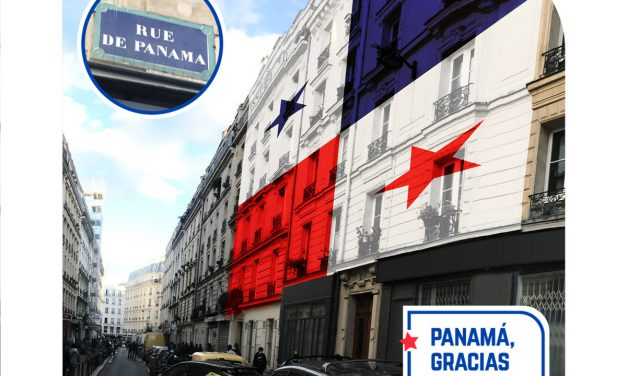 4 de noviembre, feliz día de los Símbolos Patrios de Panamá!