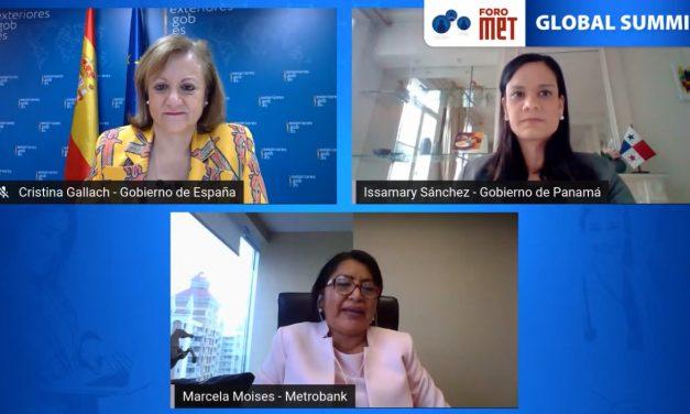 La mujer en el sector público – Foro MET Global summit 2020