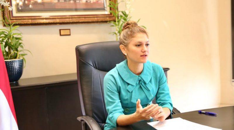 Panamá no puede continuar siendo un chivo expiatorio, sostiene Canciller Erika Mouynes.