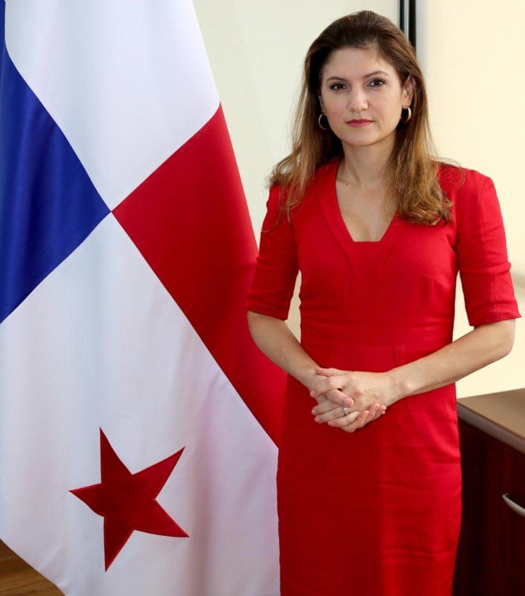 Erika Mouynes - Ministra de Relaciones Exteriores de la República de Panamá