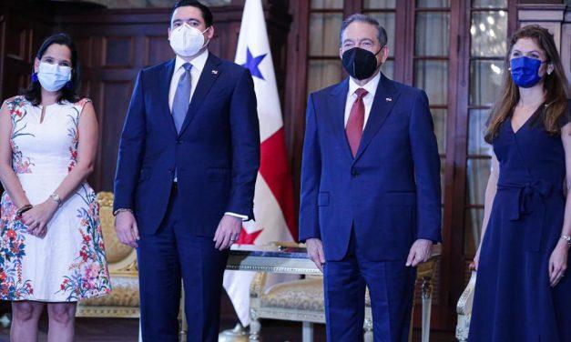 Nomination de nouvelle Ministre des Affaires Étrangères.