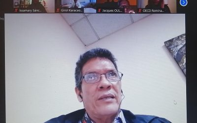 Panamá presente en el DEV Talk de la OCDE.