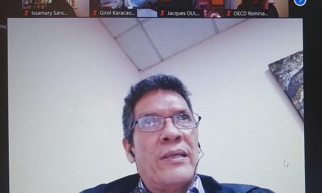 Panama présent au DEV Talk de l'OCDE.