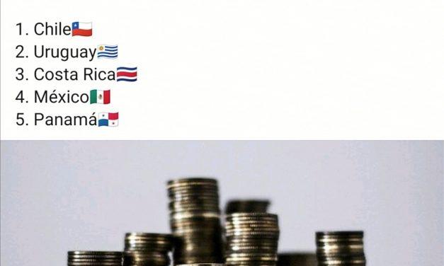 Panamá entre los países con mejores oportunidades de inversión para el año 2021.