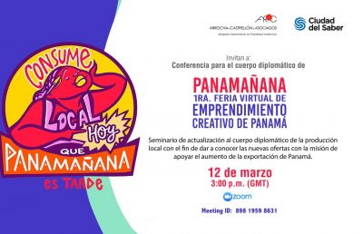 SE Issamary Sanchez a participé à la conférence du Corps diplomatique sur l'entrepreneuriat créatif.