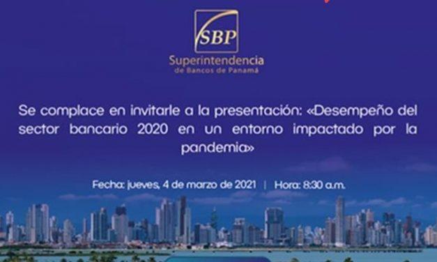 SE Issamary Sanchez a participé à la présentation de la performance bancaire 2020.