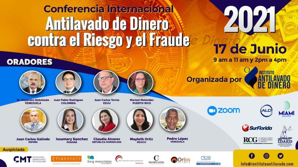 Nuestra Embajadora participará como Expositora en este evento.