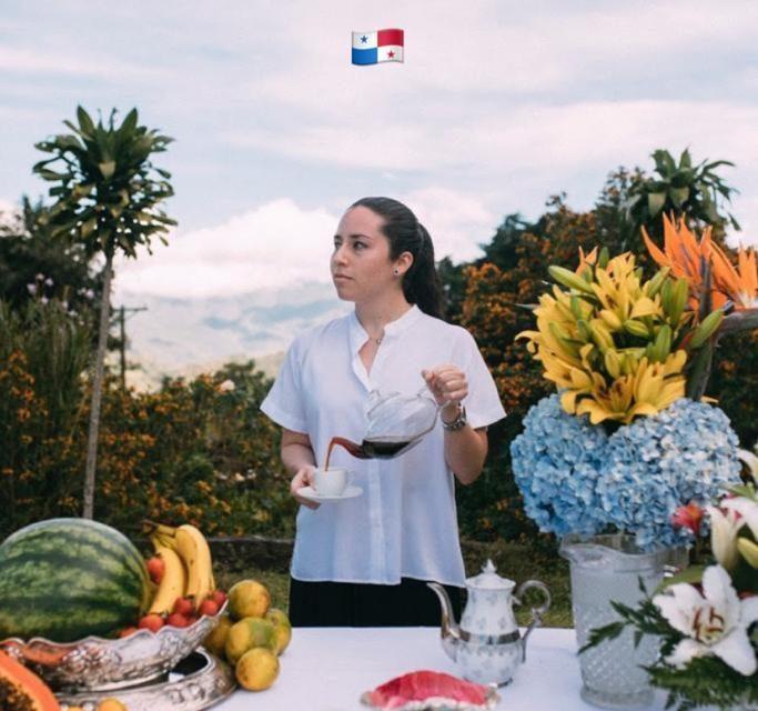 Présentation de la vidéo de la préparation du dessert typique cocada 🇵🇦 Dans la Semaine de l'Amérique latine et des Caraïbes # SALC2021 par @helenacastilleros