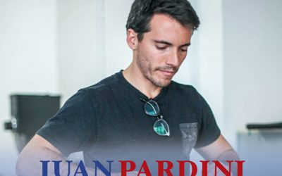 """Proyecto """"Panameños en el exterior"""" Juan Pardini, propietario de """"Ambición Coffee Roasters"""" en París."""