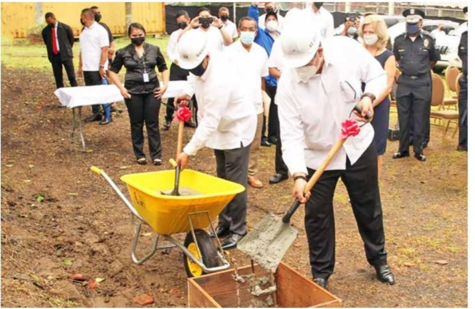 Le groupe de travail anti-blanchiment sera basé à Amador, Panama.
