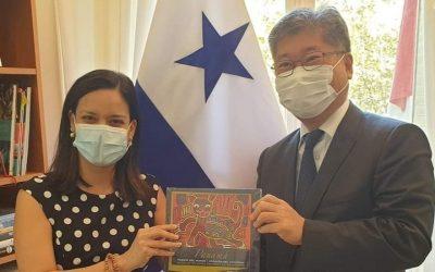 Rencontre avec le Dr. Young Tae Kim, Secrétaire général du Forum International des transports de l´OCDE.
